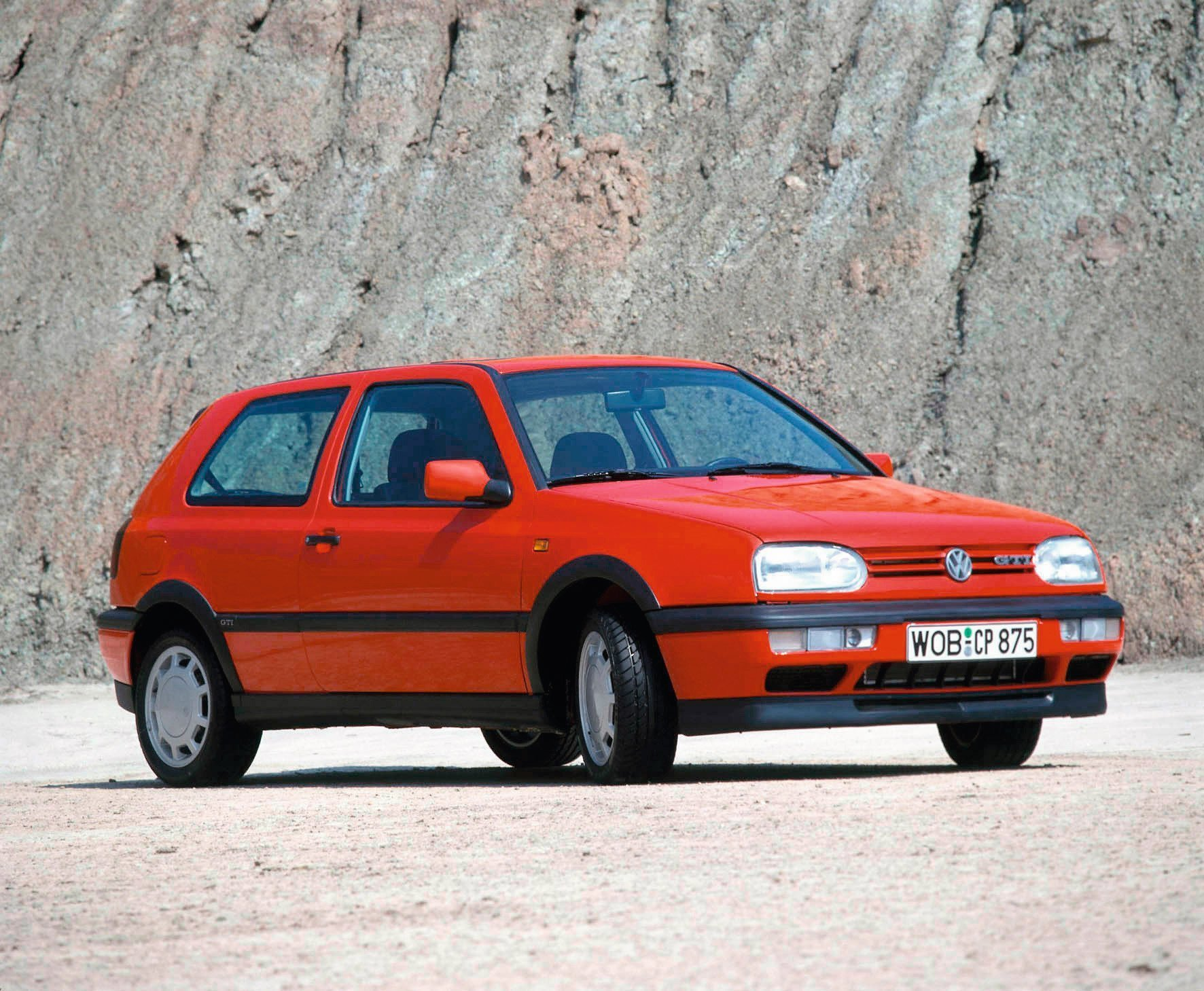 Golf MK3 - The Godfather of the Corrado Plus Chassis