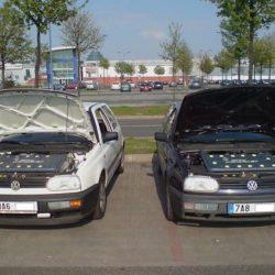 Golf MK3 Citystromer Electric Vehicle Article4