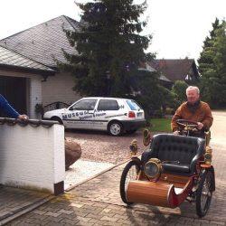Golf MK3 Citystromer Electric Vehicle2