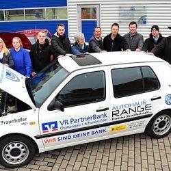 Golf MK3 Citystromer Electric Vehicle3